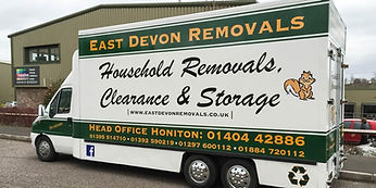 Easy Devon Removals storage house clearance movement pianos antiques