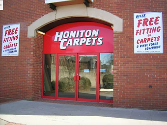 Honiton Carpets, Carpets, Vinyl Flooring, Free fitting, Free measuring,