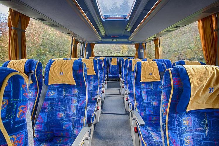 49 Seater Interior