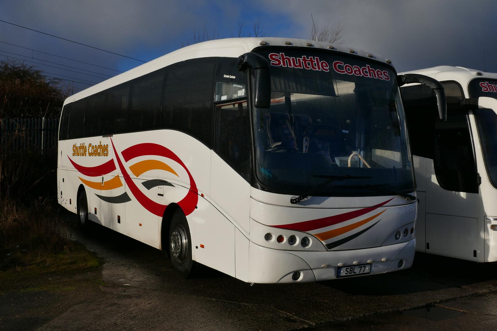49 Seater Coach