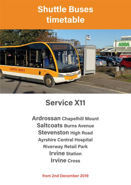 Service X11