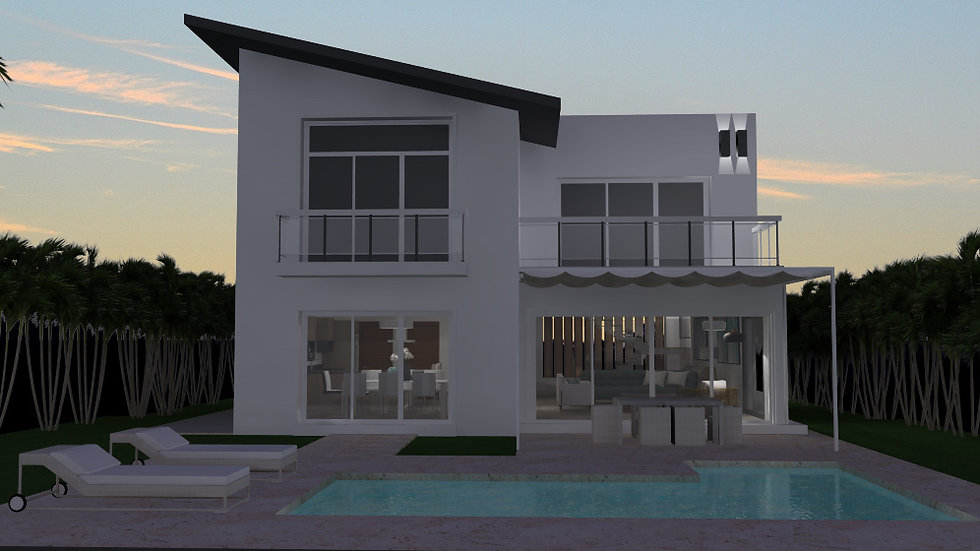 Villa Arrecife 3.3