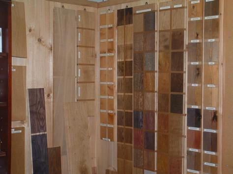 types of oak for flooring