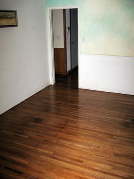 oak floor
