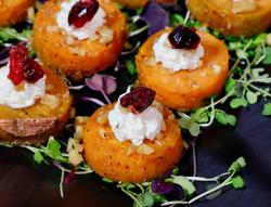 Sweet Potato Bites _