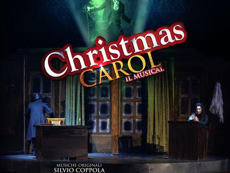 A dicembre ritorna Christmas Carol il Musical