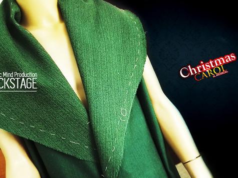 BACKSTAGE: I nuovi costumi in fase di realizzazione