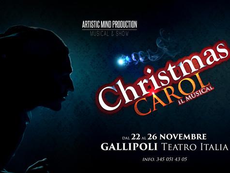 CHRISTMAS CAROL IL MUSICAL a Gallipoli