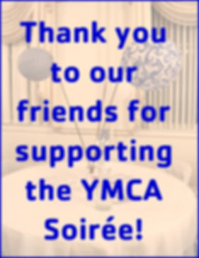 Thank you to our friends for supporting.
