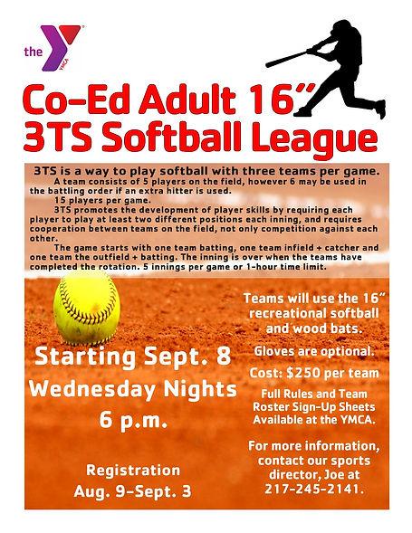 Adult Co Ed Softball League Flyer Aug 2021.jpg