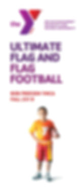 Ultimate Flag and Flag Football Brochure