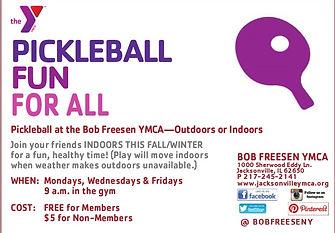 YMCA ad INDOOR PICKLEBALL 10_15_18  ISSU