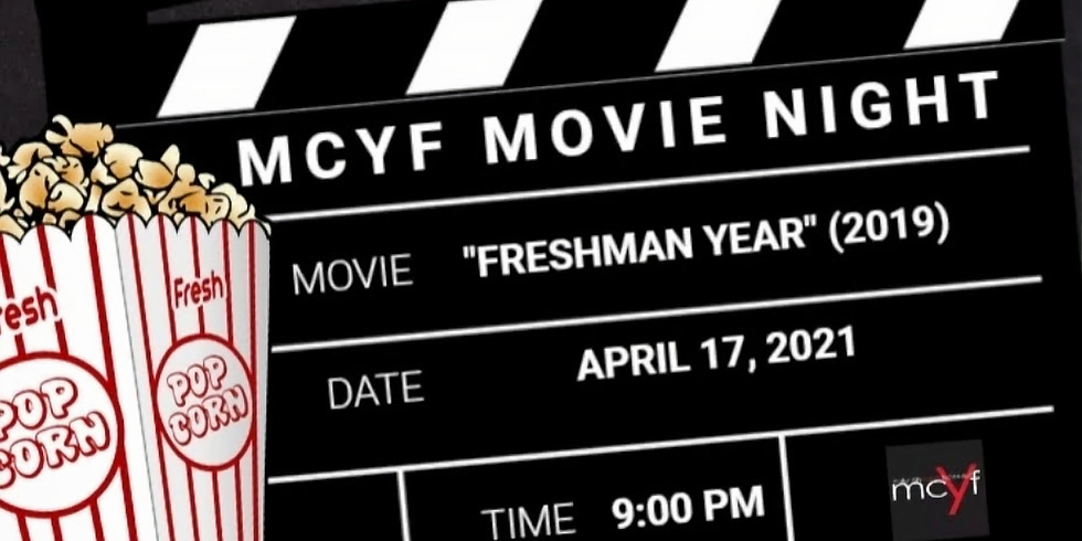 MCYF Spring Conference 2021 Zoom  Movie Night