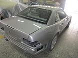 Mercedes 500 sl restoration, classic car restoration, restauration voiture anciene, restaurer voiture