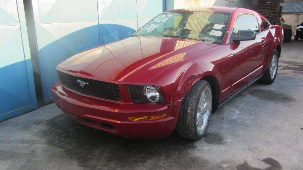 ford mustang breaking for parts
