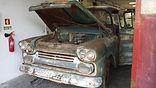 Chevrolet apache 1958 restoration, classic car restoration, restauration voiture anciene, restaurer voiture