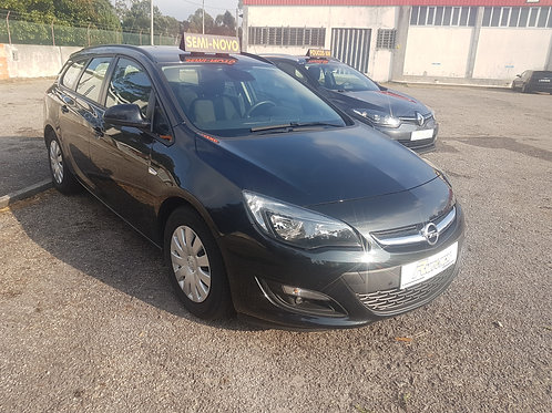 Opel Astra SW 2014