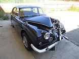 Jaguar MK2 restoration, classic car restoration, restauration voiture anciene, restaurer voiture