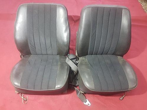 2x Recaro Porsche 911S Bancos / Seats