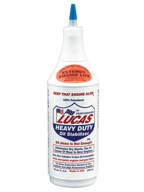 Lucas oil Stablizer