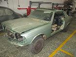 Mercedes 300cd restoration, project, porsche 356 parts