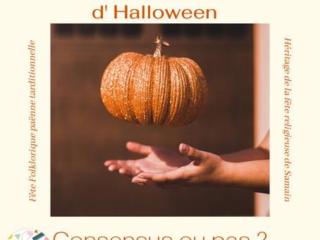 Halloween : origines et traditions