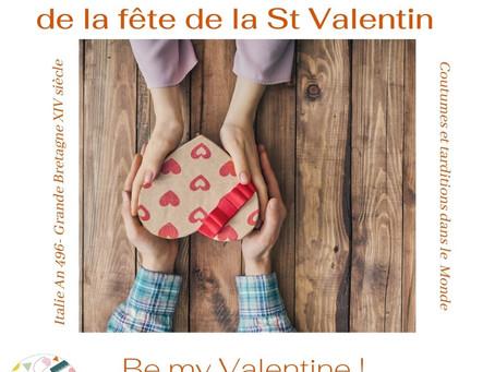 Tout savoir ou presque sur la Saint Valentin !