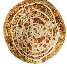 PC Donair Pizza