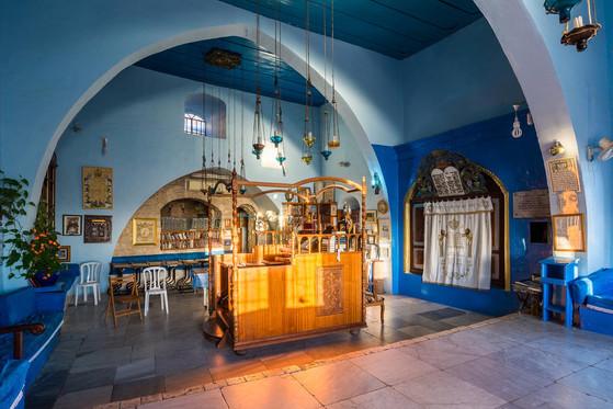 Yosef Caro Synagogue