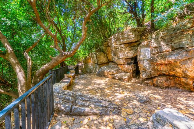 Rashbi Cave