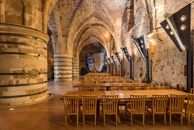 Acco Crusader Hall