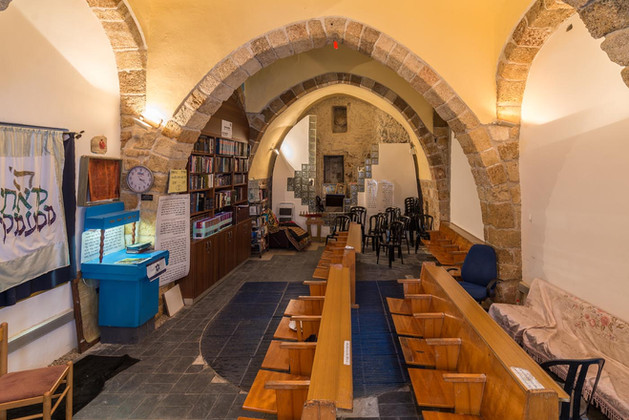 Acco Ramchal Synagogue