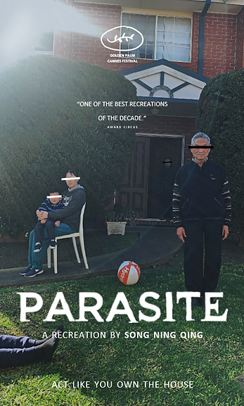 parasite recreate movie poster - final.P