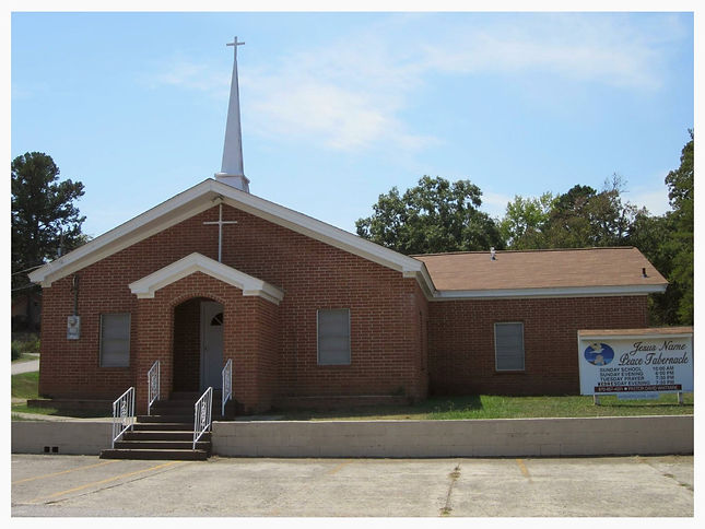 Pentecostal Church in Mt Ida, AR