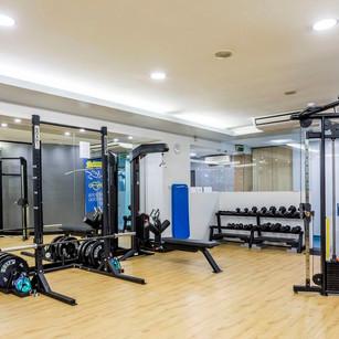 Hotel Riviera - Gym