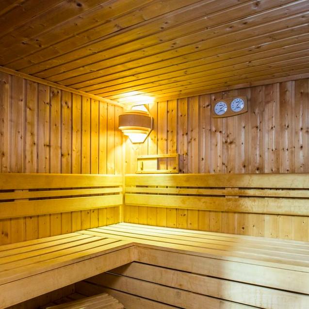 Hotel Riviera - Sauna