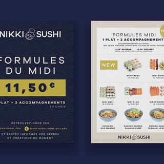 Nikki Sushi Pont de l'Arc