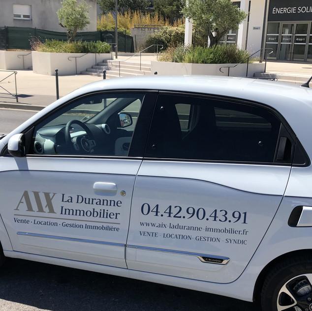 AIX LA DURANNE IMMOBILIER