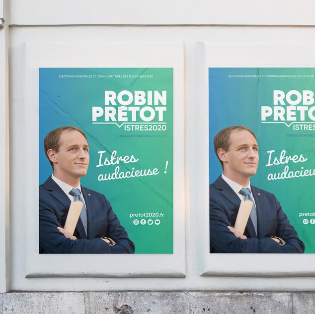 Robin Pretot