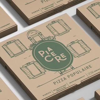 PIACERE, Pizza Populaire
