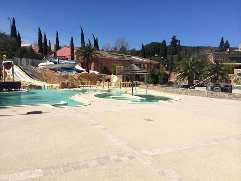 Plage piscine Roquebrune-sur-Argens