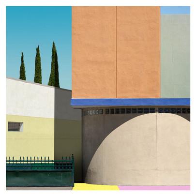New Order, Hollywood Blvd., 2017