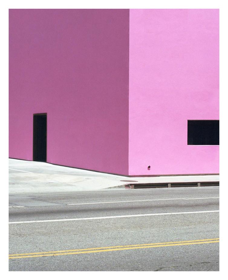 Pink Wall, 2014