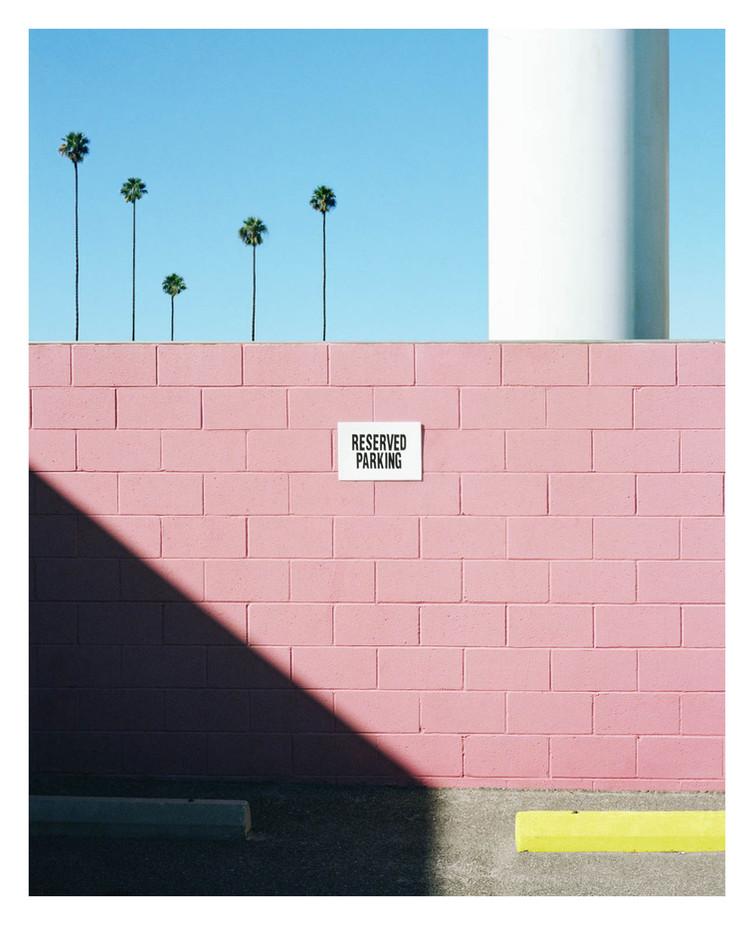East Hollywood Carpark, 2016
