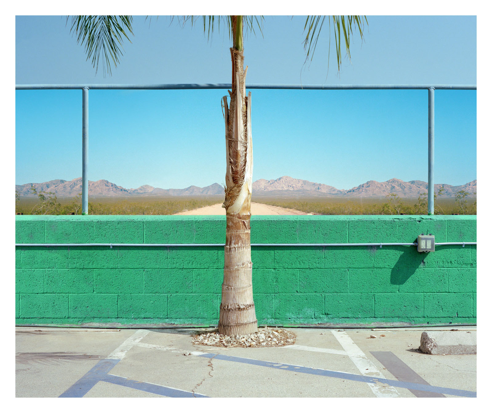 Desert Pit Stop, 2018