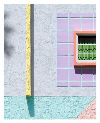 Pink Tile, 2019