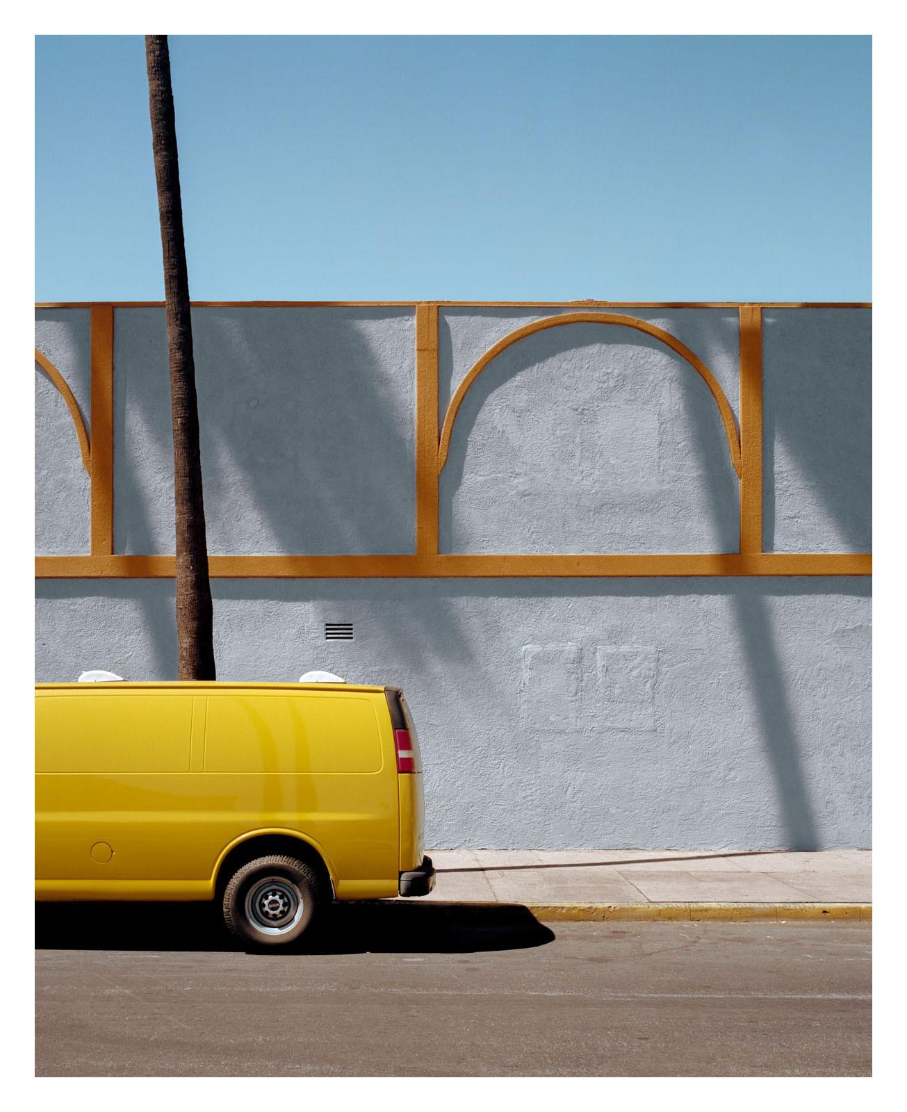 Yellow Van, 2018