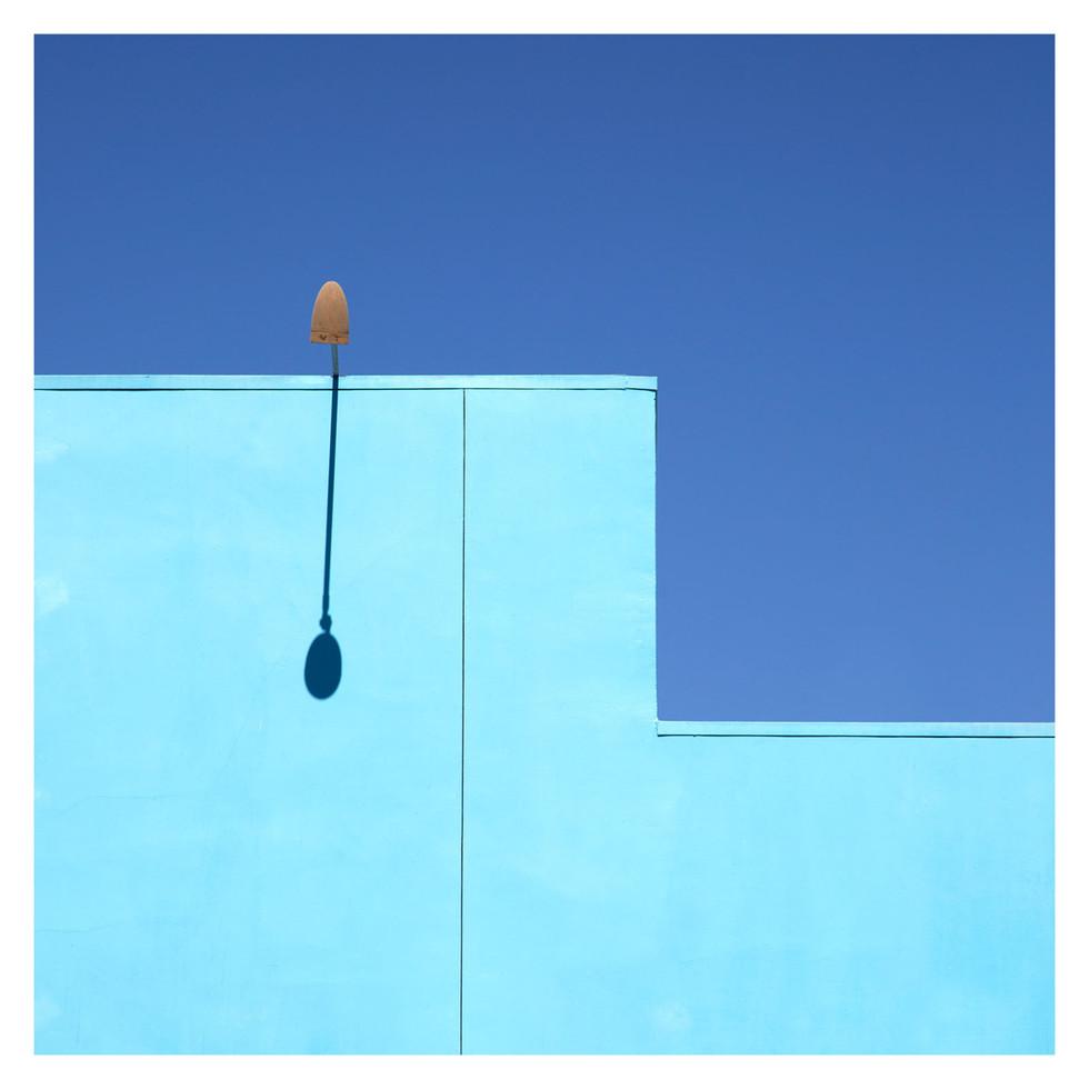 Blue On Blue #2, 2014