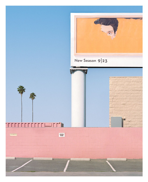 Transparent Billboard, 2017
