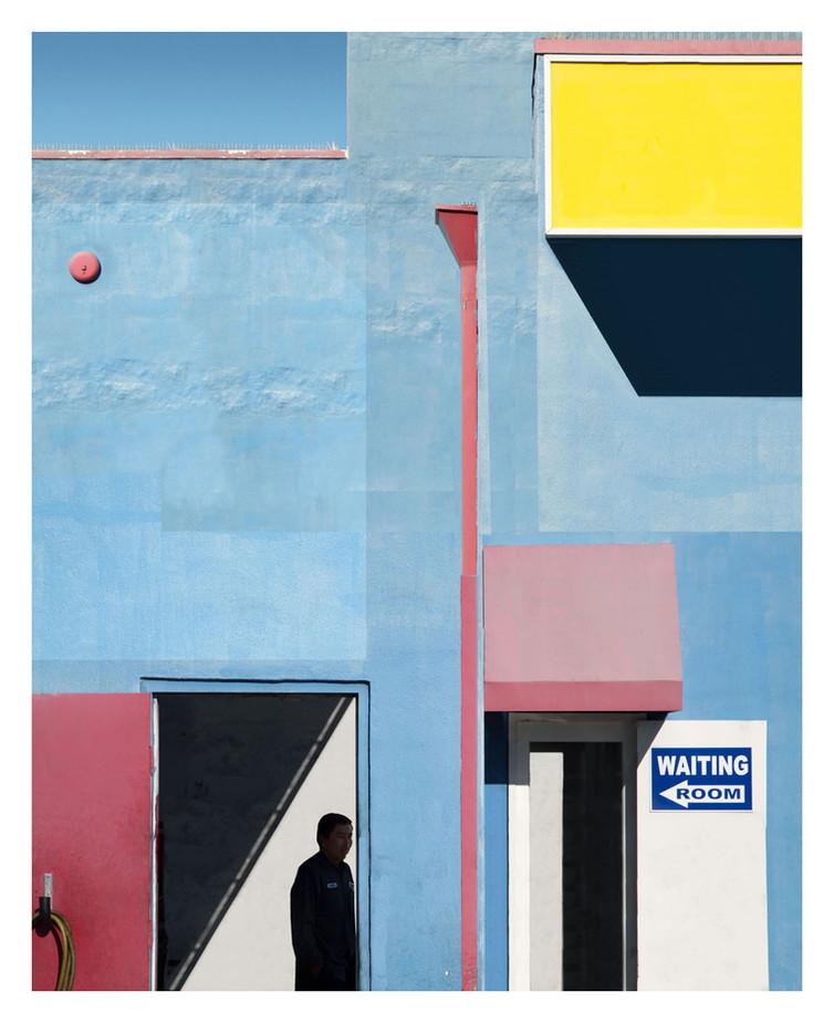 Blue Garage, 2018
